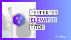 Elevator Pitch Kurs - Freelancer werden