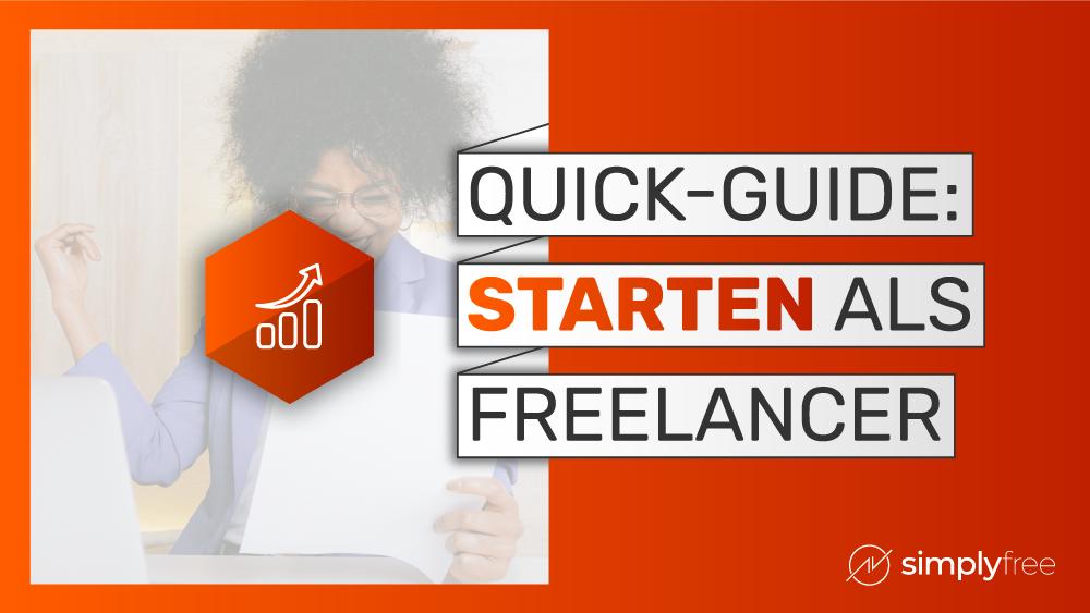 Freelancer Kickstart Kurs - Freelancer werden