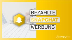 Snapchat Werbung Kurs - Freelancer werden