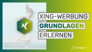XING Marketing Kurs - Freelancer werden