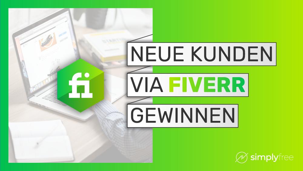 Fiverr Marketing Kurs - Freelancer werden