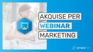 Webinar Marketing Kurs - Freelancer werden