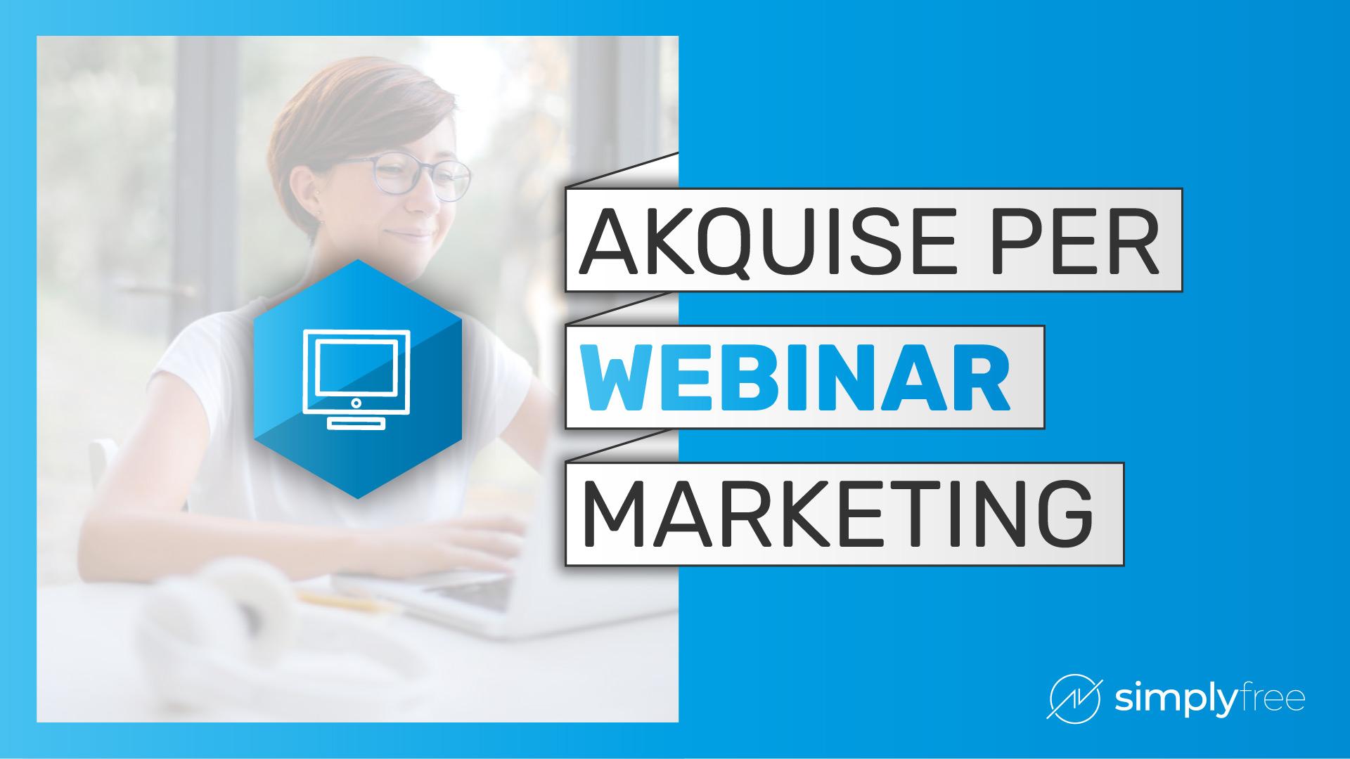 Webinar-Marketing