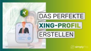 XING Profil Kurs - Freelancer werden