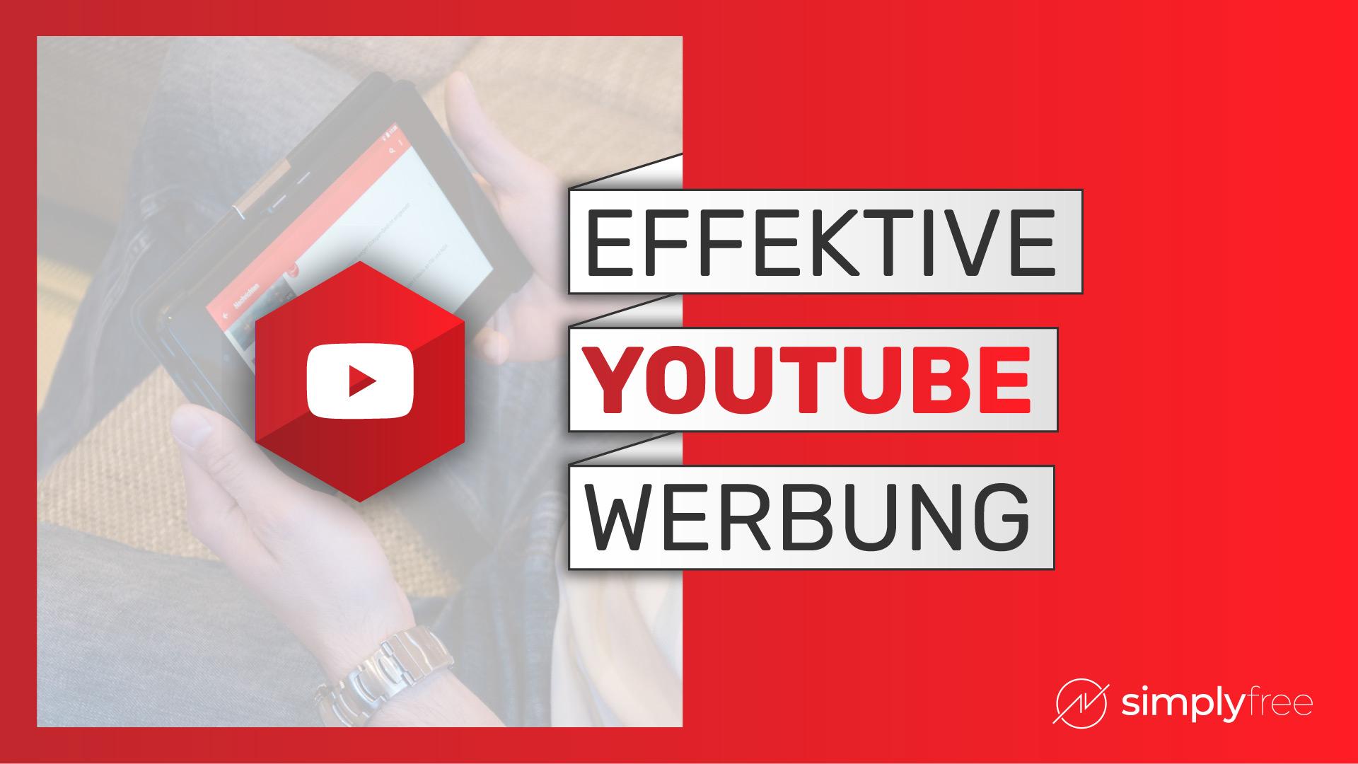 YouTube-Werbung