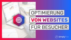 Usability der eigenen Website steigern - Freelancer werden