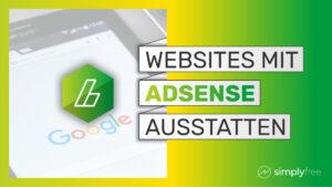 AdSense Kurs Titelbild