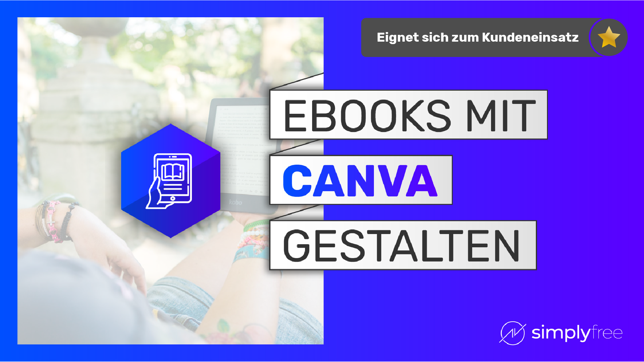 eBooks gestalten Canva