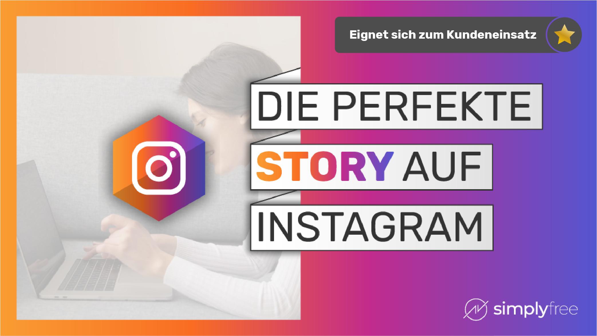 Instagram Story Kurs