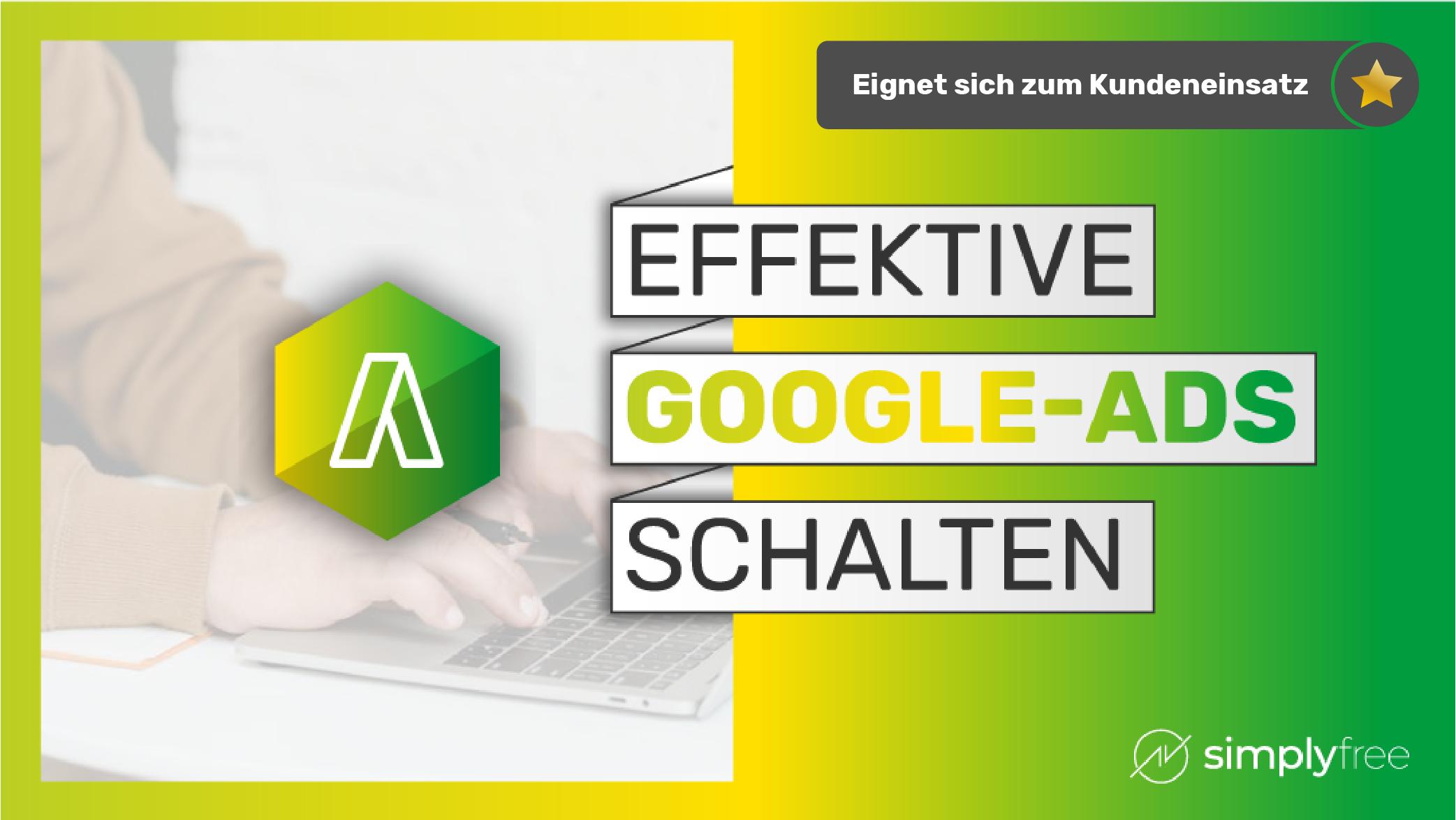 Google Werbung Kurs