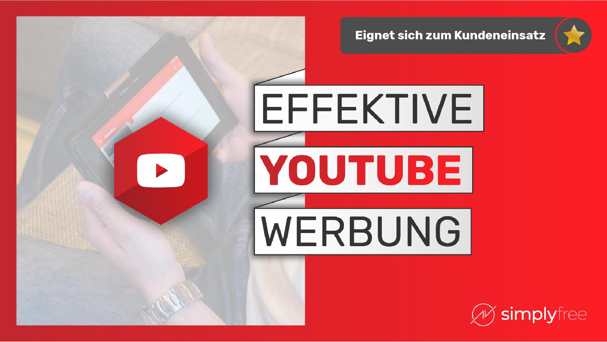 YouTube Werbung Kurs