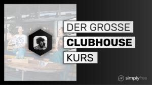 Clubhouse Kurs - Freelancer werden