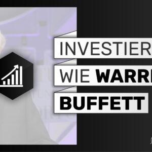 Warren Buffett Kursbild
