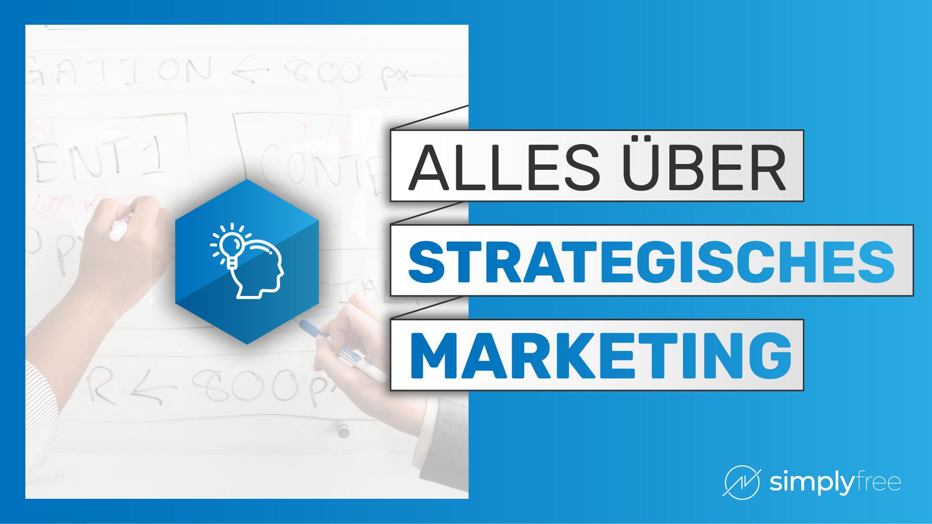 Strategisches Marketing – Freelancer werden