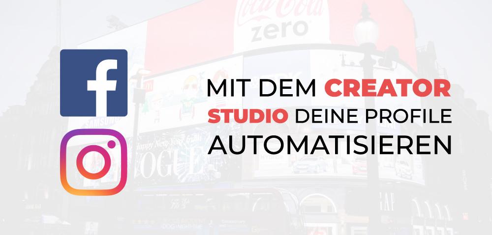 Creator Studio Kurs