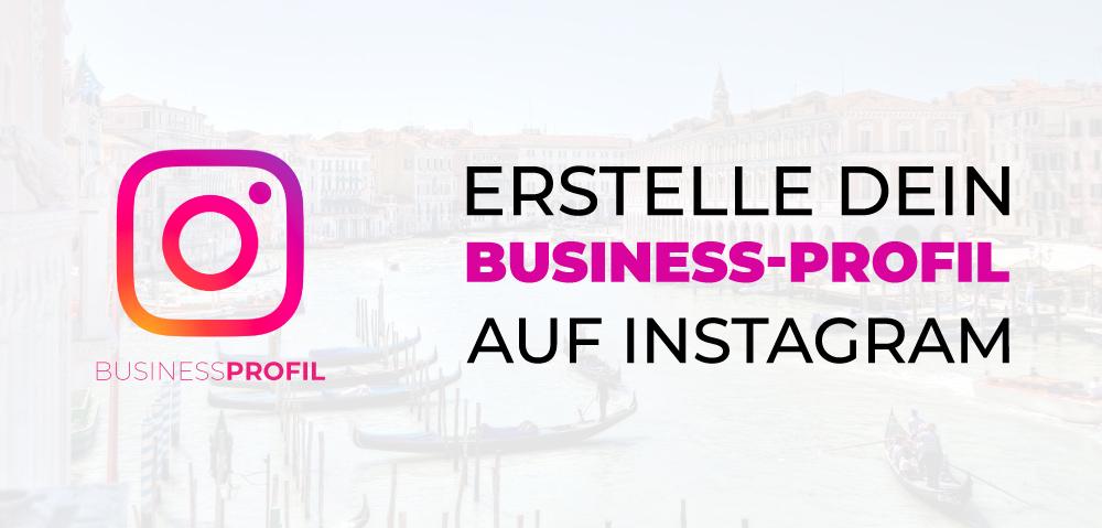 Insta-Business Kurs