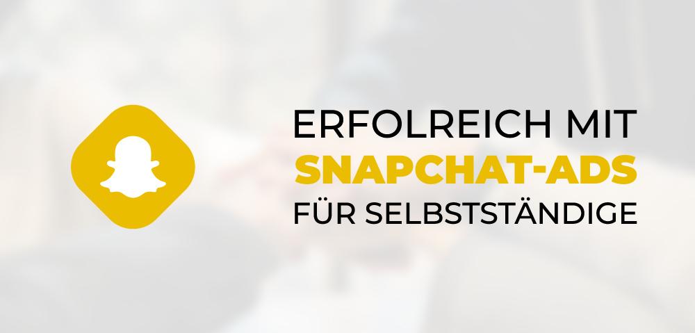 Snapchat-Ads Kurs