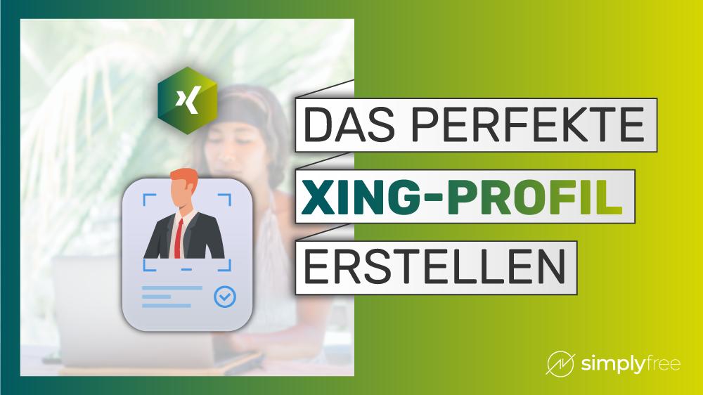 XING Profil Kurs